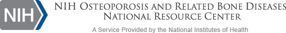 NIH Osteoporosis and Related Bone Diseases NRC